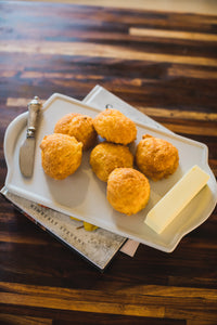 Cheddar Rolls  (6, 12 or 24 pack options)