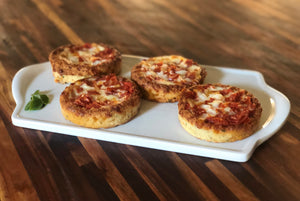 Keto King's Personal Pizzas (6, 12 or 24 pack options)