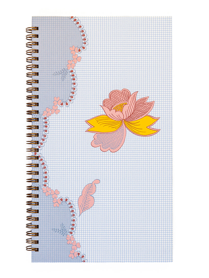 To-do book Lotus Pink