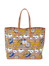 Afbeelding in Gallery-weergave laden, Shopper Tas Willow Blue (Large)