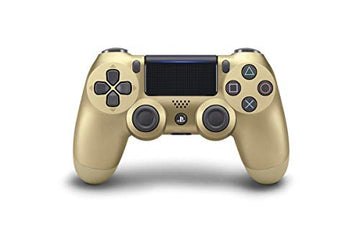 PlayStation PS 4 Wireless Controller - DualShock 4 Wireless Controller, gold (2016)