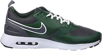 Nike Air Max Vision Herren Sneaker, Sneakers für Herren Mehrfarbig (Fir/Oil Grey/White/Dark Grey 300)