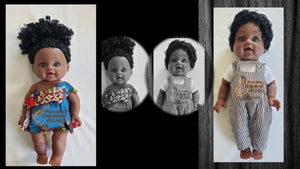 P-CoC Dolls Of Color To Diversify Collection