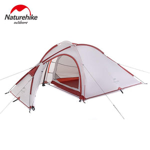 Naturehike Camping Tent 3 Person 20D 