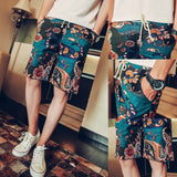 Men's Summer New Five Shorts. Loose Breathable Casual Sports Shorts