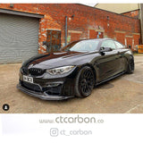 BMW M4 (F82) COUPE FULL CARBON FIBRE KIT - V STYLE - CT Carbon