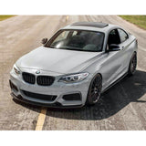 BMW 2 SERIES F22/F23 CARBON FIBRE SIDE SKIRTS - MP STYLE