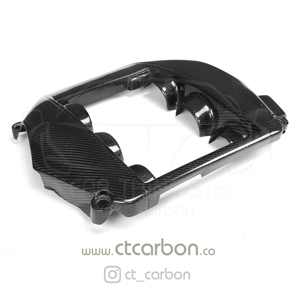 R35 GTR CARBON FIBRE ENGINE COVER - CT Carbon