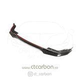 BMW 3 SERIES G20 CARBON FIBRE SPLITTER - MP STYLE - CT Carbon