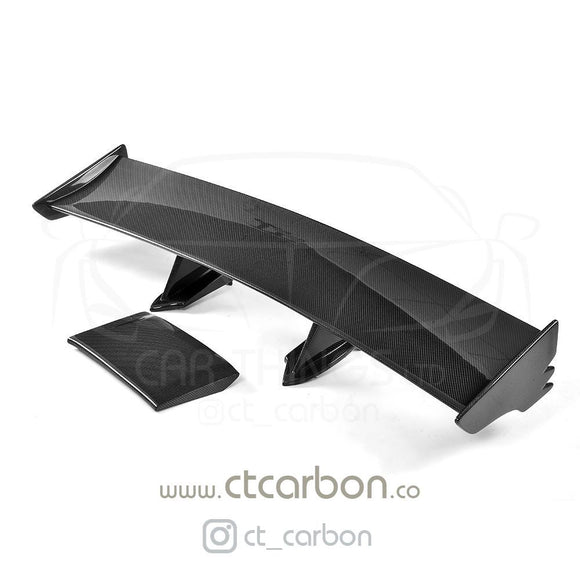 R35 GTR NISMO STYLE WING - CT Carbon