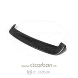 BMW 1 SERIES F20 M SPORT CARBON SPOILER - 3D STYLE - CT Carbon