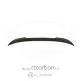 BMW M3 F80 & F30 3 SERIES CARBON FIBRE SPOILER - CS STYLE - CT Carbon