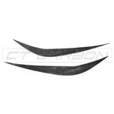 BMW M3/M4 (F80 F82 F83) CARBON FIBRE EYE LIDS