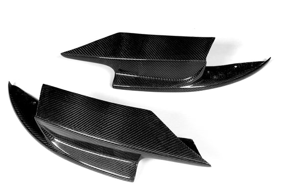 BMW F10 M5 CARBON FIBRE SPLITTER - MP STYLE