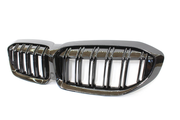 BMW 3 SERIES G20 BLACK GRILL - BLAK BY CT CARBON - CT Carbon