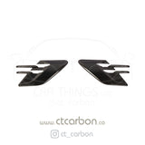 RANGE ROVER SPORT CARBON FIBRE SIDE VENTS -  CT CARBON