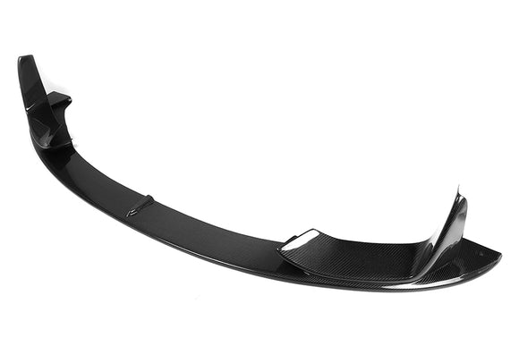 BMW M3/M4 (F80 F82 F83) CARBON FIBRE SPLITTER (1 PIECE) - MP STYLE - CT Carbon