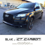 AUDI Q7 2006-2014 ALL BLACK HONEYCOMB GRILL - BLAK BY CT CARBON