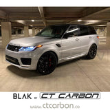 RANGE ROVER SPORT L494 FULL BLACK EDITION TRIM PACK - 2018+ - CT Carbon