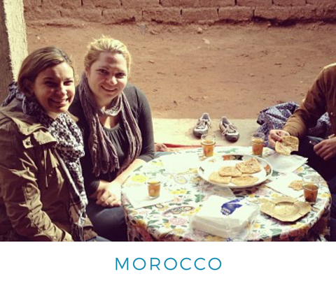 Ginger Threads Collections - Morocco is the home of handmade jewelry