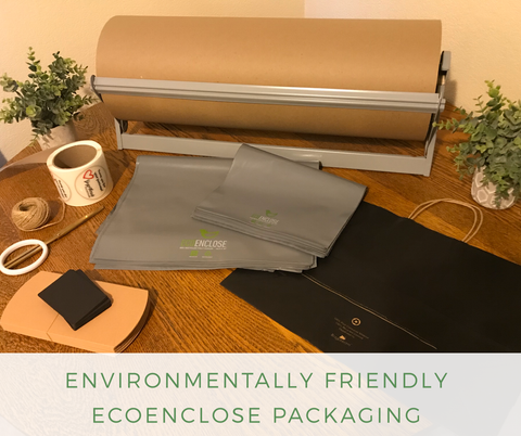 Ginger Threads Collections Sustainable Fashion - Ecoenclose Packaging
