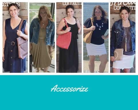 Accessorize - Ginger Threads Collections