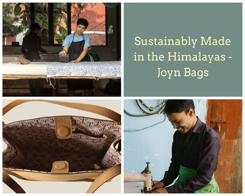 Ginger Threads Collections Sustainable Fashion - Joyn Bags