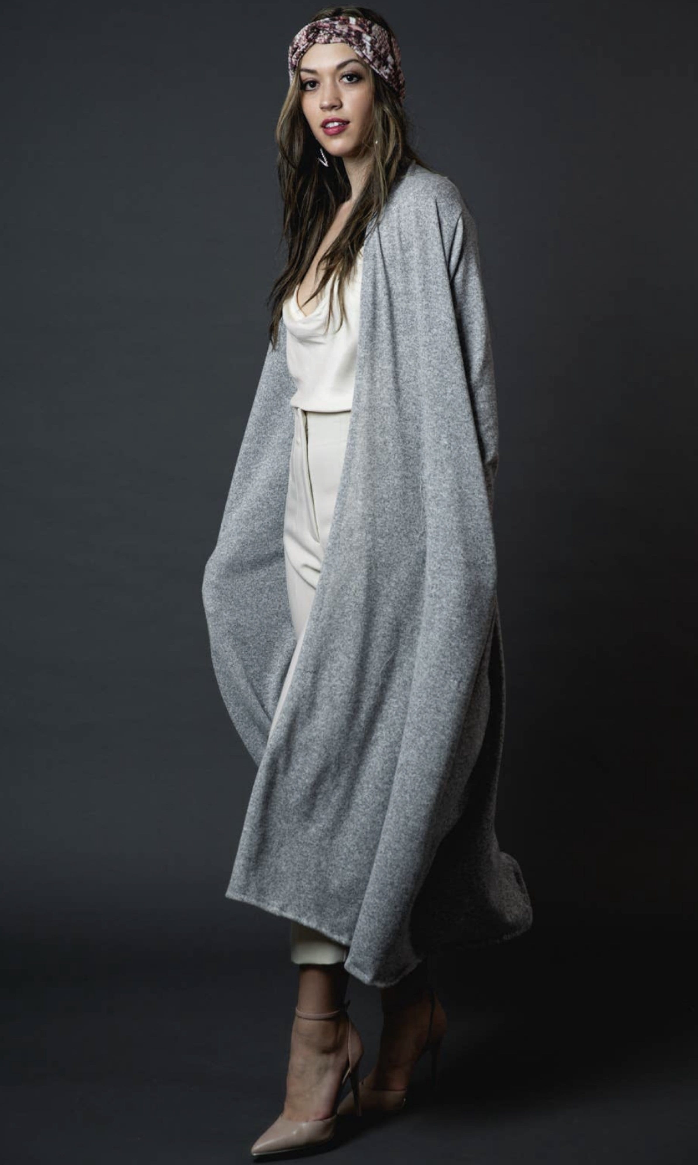 Ginger Threads Collections Yoga Duster