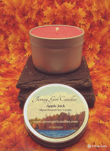 Load image into Gallery viewer, Apple Jack Soy Candle - Jersey Girl Candles