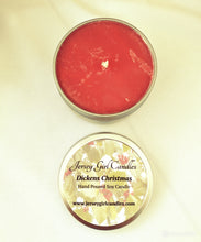 Load image into Gallery viewer, Dickens Christmas Soy Candle - Jersey Girl Candles