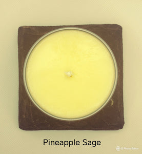Pineapple Sage Soy Candle - Jersey Girl Candles