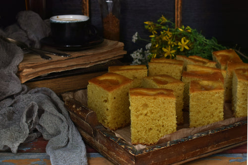 Pumpkin Cornbread Soy Candle - Jersey Girl Candles