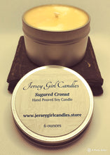 Load image into Gallery viewer, Sugared Cronut Soy Candle - Jersey Girl Candles