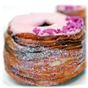 Sugared Cronut Soy Candle - Jersey Girl Candles