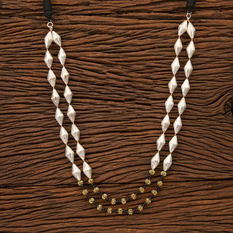 Indo Western Trendy Necklace with Gold plating