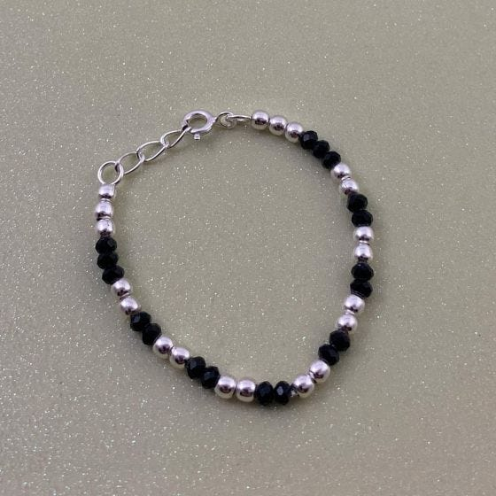 925 Silver Adjustable Baby Bracelet