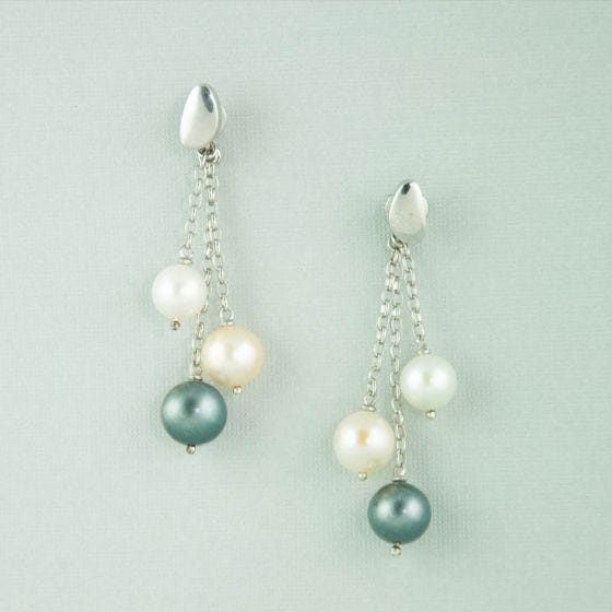 Moondrop Pearl Versatile Earrings