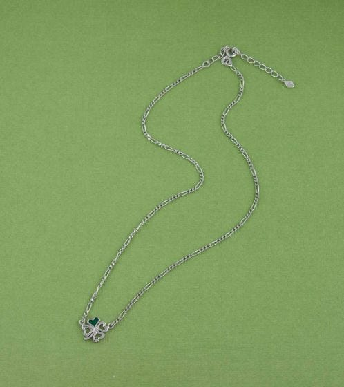 925 Silver My Lucky Day Necklace