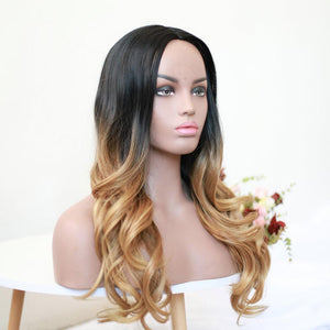 HAIRSASA | Fascinating Gradient Loose Wave Synthetic Hair Wig