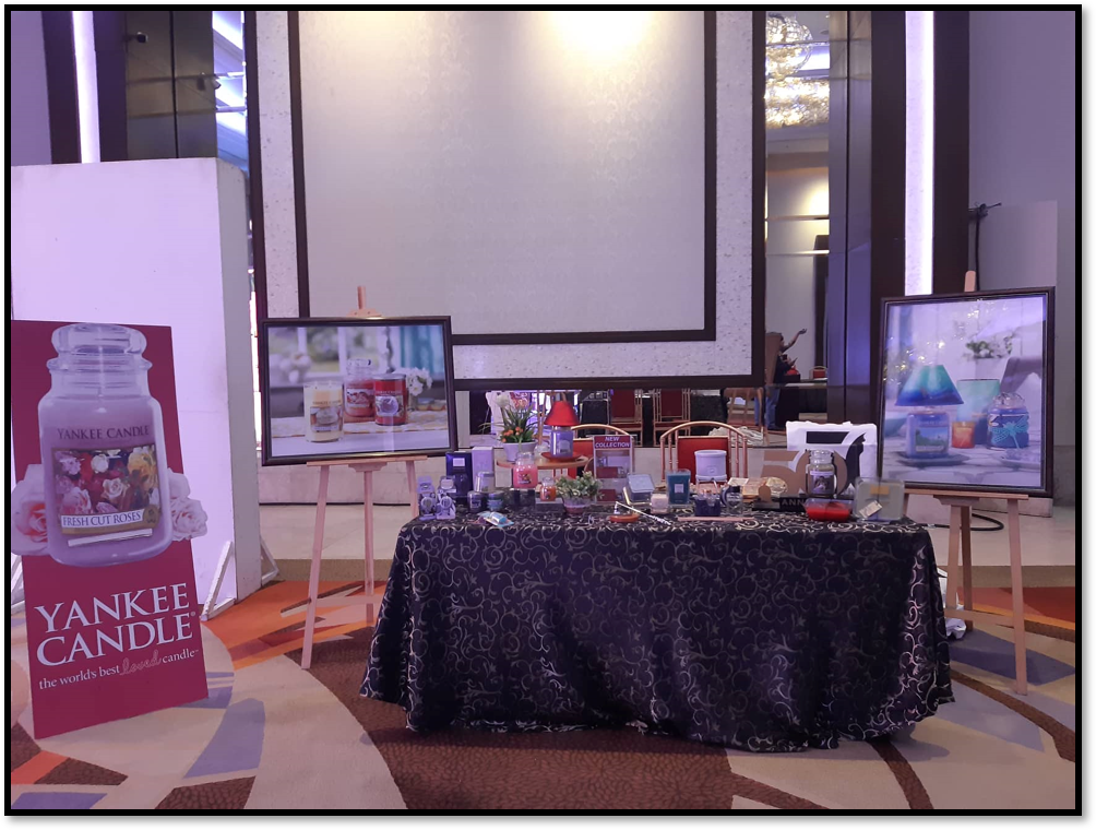 Yankee Candle sponsors Aliw Awards 2019, the country's premier awards body for the live entertainment industry.