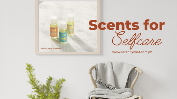 Scents for Selfcare