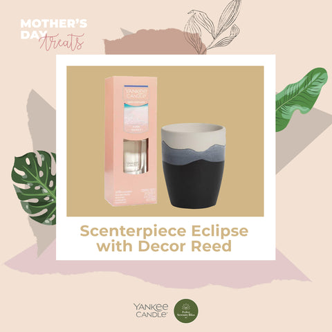 Scenterpieice Eclipse with Decor Reed
