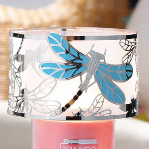 JAR SHADE DRAGONFLY - PERFECT SERENITY BLISS INC.