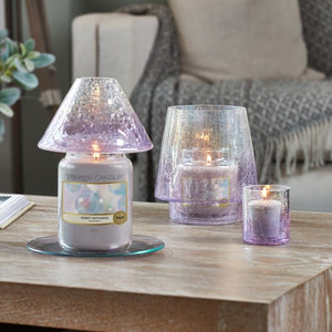 JAR HOLDER SAVOY PURPLE CRKL - PERFECT SERENITY BLISS INC.