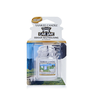 CAR JAR ULTIMATE CLEAN COTTON (30g) - PERFECT SERENITY BLISS INC.