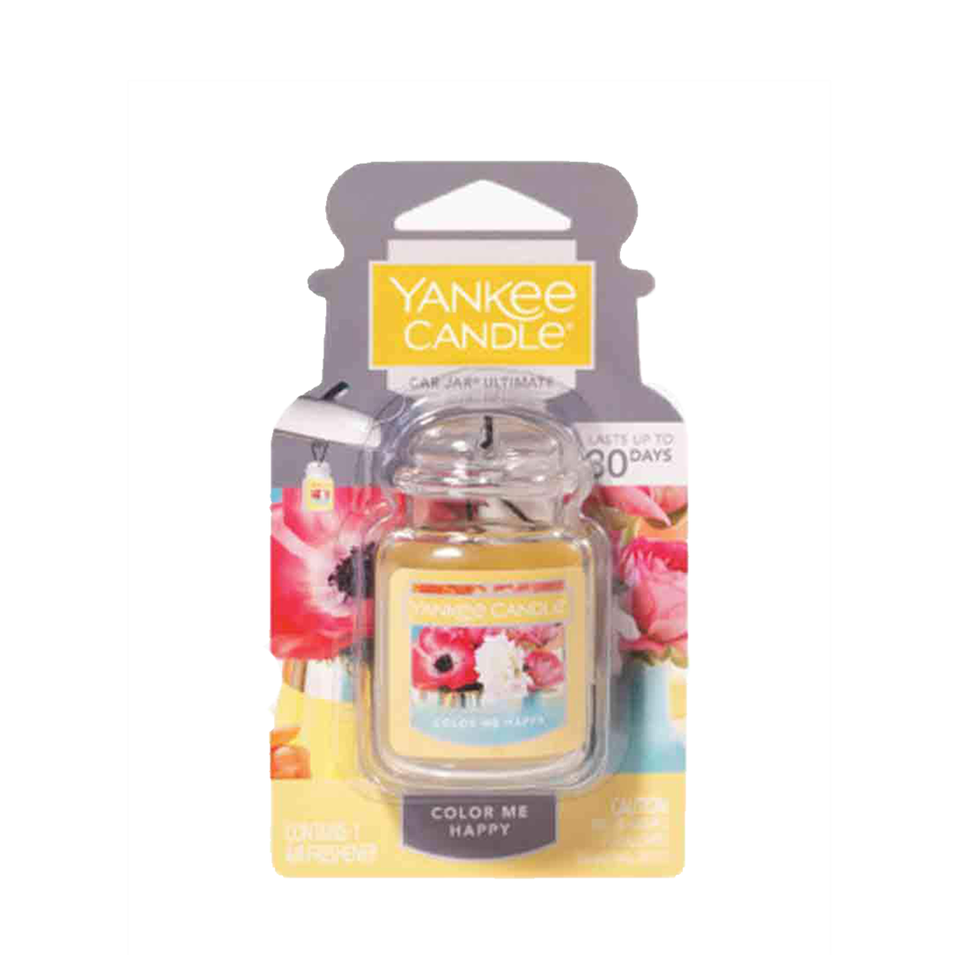 CAR JAR ULTIMATE COLOR ME HAPPY (30g) - PERFECT SERENITY BLISS INC.