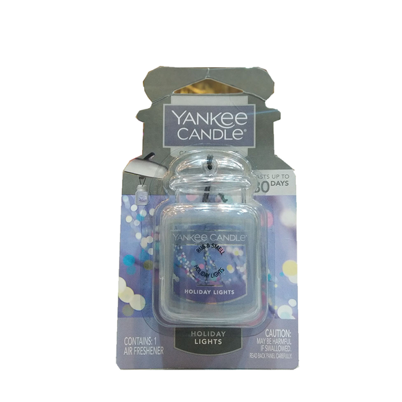 CAR JAR ULTIMATE HOLIDAY LIGHTS (30g) - PERFECT SERENITY BLISS INC.
