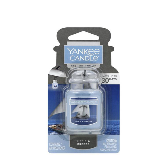 CAR JAR ULTIMATE LIFES A BREEZE (30g) - PERFECT SERENITY BLISS INC.