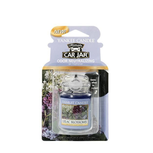 CAR JAR ULTIMATE LILAC BLOSSOM (30g) - PERFECT SERENITY BLISS INC.