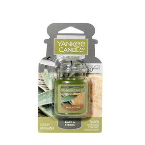 CAR JAR ULTIMATE SAGE AND CITRUS (30g) - PERFECT SERENITY BLISS INC.